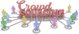Crowdsourcing people contributors