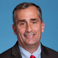 Brian Krzanich Intel CEO - Atlas Chicago Translations