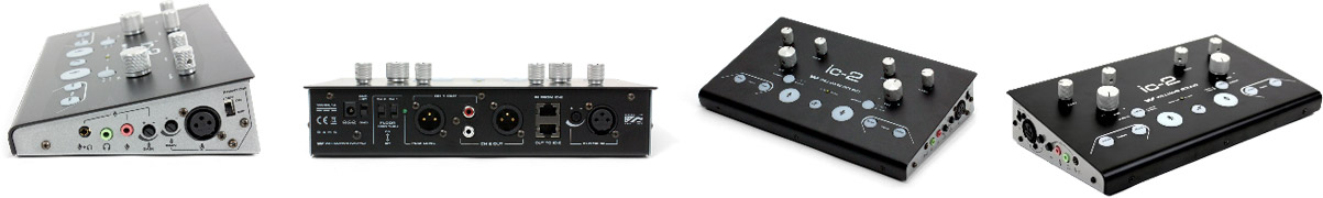 Interpreter Control Console - Translation Equipment Rental