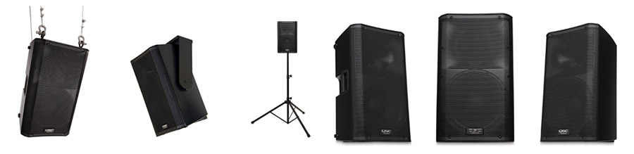 sound systems loudspeakers k12 - Translation Equipment Rental