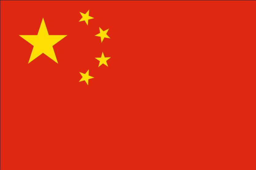mandarin chinese flag