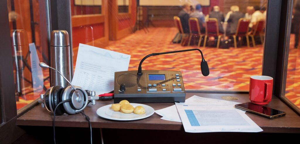 Tools and Tricks of Remote Conference Interpreting