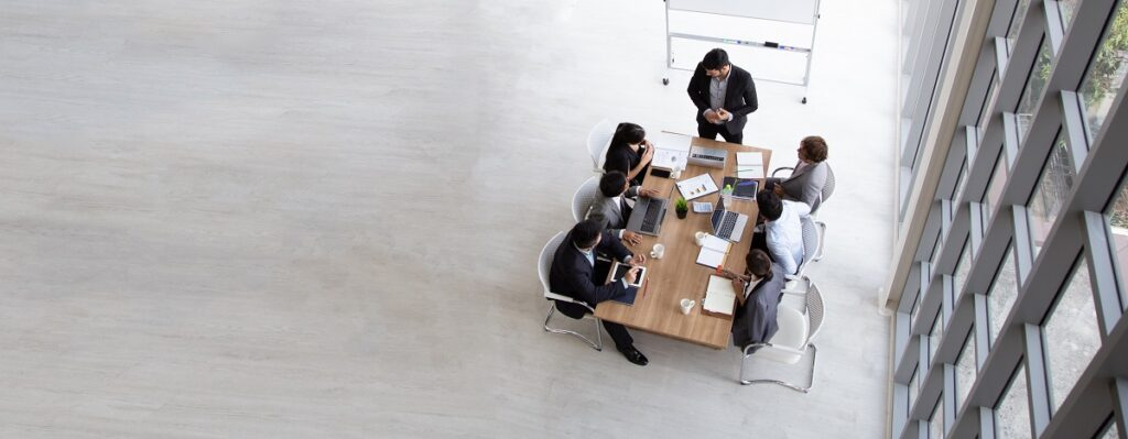 business meeting - add rsi services to your next meeting