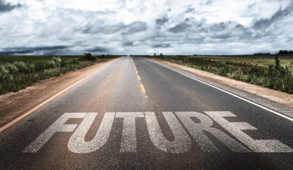 future written on road - the future of rsi